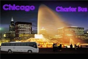 Chicago Charter Bus Rental, Chicago
