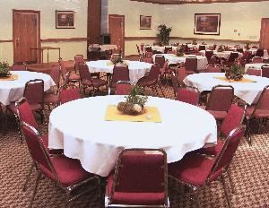 Ballroom, Comfort Inn - At Buffalo Bill Village Resort, Cody