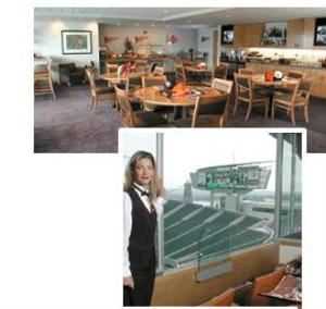 Party Suite, Paul Brown Stadium, Cincinnati