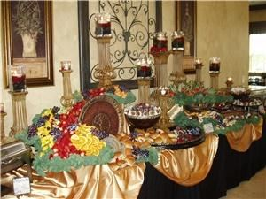 Melody s tablescapes and designs tyler tx caterer