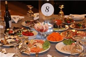 Entire Facility, Ayva Center, Houston — Table top catering service is our specility.