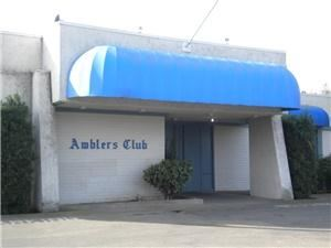 Amblers Banquet Hall, Stockton — We have a 4000sq.ft. facility can accommodate up to 300 guest for a sit down dinner,dance floor,stage,full service bar,catering available or outside catering allowed,lighted private parking.