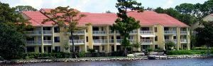 Bayside Villas-Efficiency, Bluewater Bay Golf & Tennis Resort, Niceville