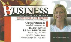 Business Peace Cariboo, Prince George