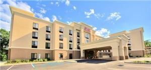 Hampton Inn & Suites Parsippany/North, Parsippany — The brand new Hampton Inn & Suites Parsippany/North just opened December 2009! With 87 beautifully appointed guest rooms, we would love to welcome you and your guests! Contact us today to discuss rates!