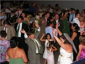 Damon Collins Professional Disc Jockey, Gulf Shores — Borchardt_Johnson_Wedding_062610 Foley Alabama