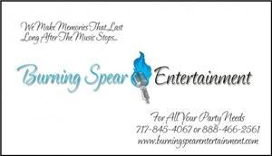 Burning Spear Entertainment, York