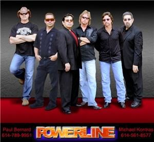 POWERLINE, Columbus — POWERLINE is one of Central Ohio's premier rock groups. It is the unique choice for Corporate Functions, Golf Outings, Car Shows, Grand Openings and any other events as well as larger clubs and outside gatherings such as Fairs and Festivals. POWERLINE brings great live music to audiences of all ages with a professionalism and enthusiasm rarely seen in today's musical groups. Outstanding vocals and top-notch instrumentation sets the group apart from many of its counterparts in the industry.