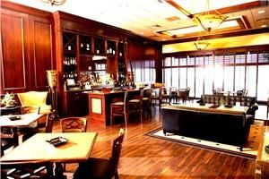 Cioppino Restaurant and Cigar Bar, Pittsburgh — Cigar Bar