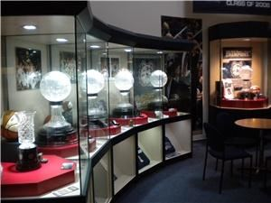 Husky Heritage Sports Museum, Alumni Center at UConn, Storrs Mansfield