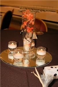 Events by Jody, Tavares — Wedding centerpiece done by Events by Jody