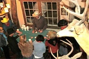 Western Card Room, Long Branch Saloon & Farms, Half Moon Bay
