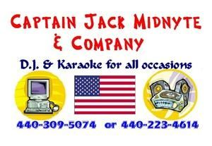 Captain Jack Midnyte & Co, Grand Island