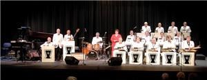 Casablanca Orchestra, Raleigh — In concert at Louisburg College, Allen de Hart Concert Series 2009