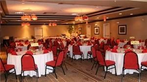 Ballroom, Hilton Garden Inn Oxford/Anniston, Oxford — Hold your awards dinner in our Ballroom.