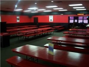 Party Area, LASERTRON, Buffalo