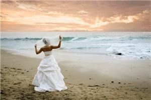 A Slice Of Life Photography, Escondido — San Diego beach wedding photography.