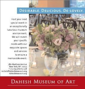 Dahesh Museum of Art, New York — Testimonials