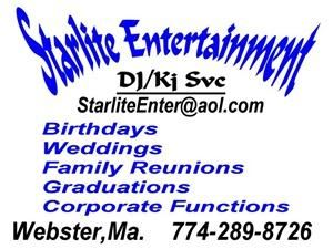 Star Dust Entertainment DJ/KJ Svc, Webster