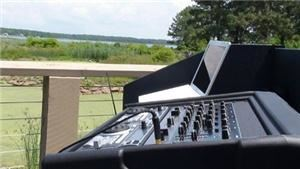 Pro DJ Booking, Middletown — Yes we play outdoor events!