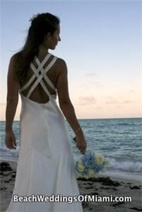 Barefoot To Elegant Beach Weddings Of Miami, Miami