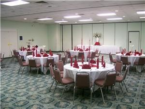 Plaza B, Hotel Trinity, Fort Worth — Plaza B
