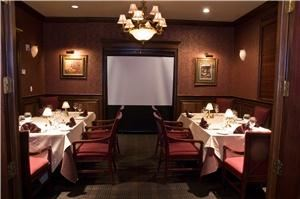 Parlor Room, Jag's Steak & Seafood / Piano Bar, West Chester — The Parlor Room has a seating capacity of 14. Very intimate and very private.Contiguous table configurations, complimentary.