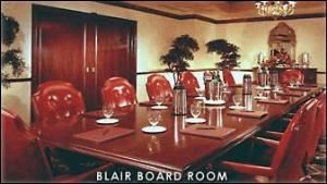 Blair Board Room, Hilton Marietta Hotel & Conference Center, Marietta — Blair Board Room