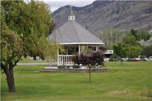 Gazebo, South Thompson Inn & Conference Centre, Kamloops