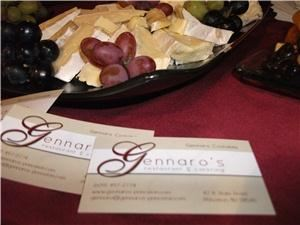 Gennaro's Restaurant and Catering, Princeton — Named one of the Top 10 Restaurants in Central NJ ! Let Gennaro plan your intimate gathering to your large scale event with the attention to detail that has made his events the talk of years to come. Whether you are a business looking for a great addition to your next meeting or a Bride to be who loves great food and someone to help bring her day to life, Gennaro's will be able to provide consultation and deliver to exceed expectations. Come in and experience the difference in that personal touch that is the signature of this boutique restaurant minutes from downtown Princeton.
