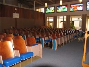 Sanctuary, Unity Church of Stockton, Stockton — Sanctuary Total Capacity: 260 Persons (160 Downstairs, 100 Balcony)