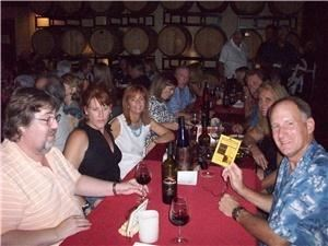 Barrell Room, CrossRoads Winery, Frisco