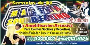 dj chinolo, Hamden — dj latino en new haven area para tu party  te gustara