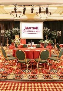 Grand Ballroom, Marriott Philadelphia West, Conshohocken — Philadelphia Marriott West