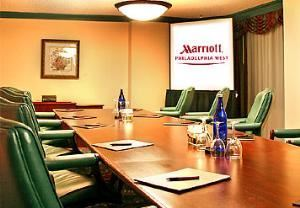 Boardroom II, Marriott Philadelphia West, Conshohocken — Philadelphia Marriott West