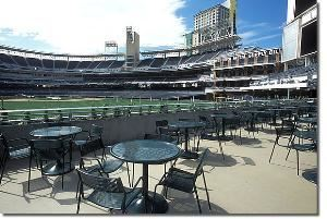Batter's Eye Pavillion, Petco Park, San Diego