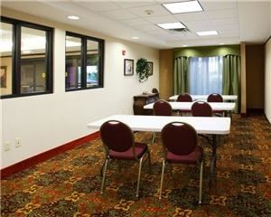 THE BOARD ROOM, COMFORT INN & SUITES QUAIL SPRINGS 73120, Oklahoma City