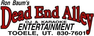 Dead End Alley Entertainment, Tooele — We are a Dj / Karaoke provider with over 30 years in the business there is no event to small or big we can do it all .. large selection of all types of music. proffesional hosts we are good for all ages. we travel anywhere and have the best prices in the state. We also do large stage shows and production