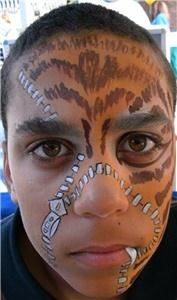 FUNifaces Face Painting & Airbrush Tats, Garden City