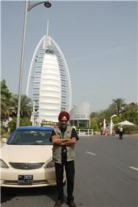 Precious Moments Photography, Langley — tHIS PICTURE WAS TAKEN IN DUBAI INFRONT OF SEVEN STAR HOTE (HOTEL AL-BURJ)