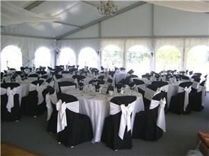 Lakeside Reception Tent, Legends Estates Winery, Beamsville