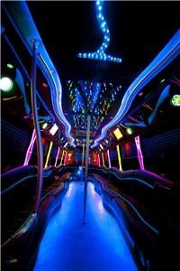 Unique Limousine Concepts, Media — This is a shot of our brand new 32 passenger Party Bus!!! Come Party with Unique Limousine Concepts