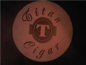 Titan Cigar, Gambrills — Cigar Shop and lounge offering premium cigars and spirits. 3 Direct TVs, NFL direct.