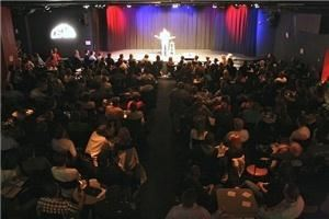 Entire Facility, Cobb's Comedy Club, San Francisco