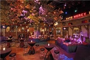 Courtyard Restaurant (House of Blues), House Of Blues Las Vegas, Las Vegas