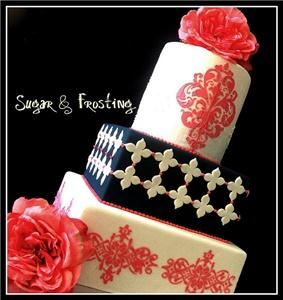 Sugar and Frosting, Colleyville — Boutique Cake Studio