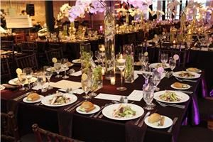 Esprit Events Kosher Catering, New York — Ready to welcome guests to a festive & beautiful wedding gathering