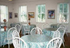 Angelique Tea Room, Delray Beach Center for the Arts at Old School Square, Delray Beach — Angelique Tea Room