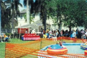 Grounds, Delray Beach Center for the Arts at Old School Square, Delray Beach — Grounds