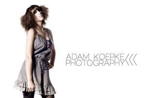 Adam Koepke Photography, Oshkosh — I shoot everything from fashion portraits to weddings. I would love to be a part of your big day!